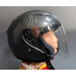 kask J-WING SHOEI otwarty kolor Anthracite Metallic