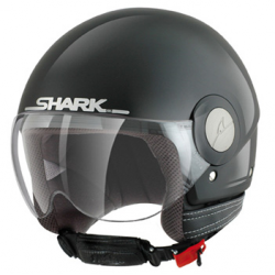 kask SHARK SK BY SHARK EASY, kolor czarny